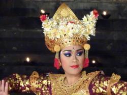 Balinese Danser